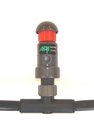 Drip Irrigation Air Relief Valves