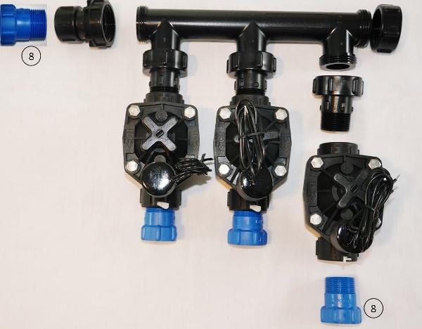 How To Assembly Irrigation Valves For Your Sprinkler System