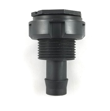 """EBBFLO-075 - 3/4"""" FPT Ebb and Flow Fitting for Table Set Ups."""