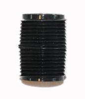 """884-005 - 1"""" Close PVC Schedule 80 Nipple Fitting. (A4D1)"""