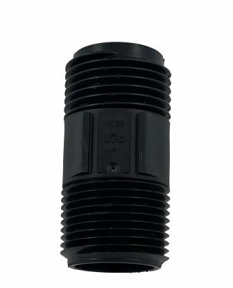 "DD-MH6 - 3/4"" Male Hose Thread x 3/4"" Male Pipe Thread Adapter"