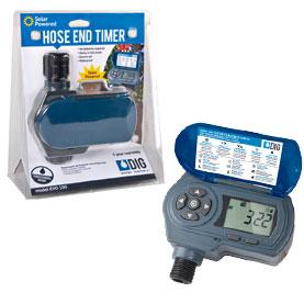 DIG EVO100 - Solar Powered Digital Hose End Water Timer