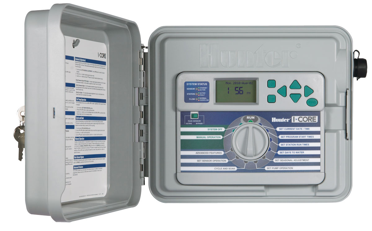 IC-600PL - Hunter I-CORE Outdoor Modular Contoller 6-42 Station