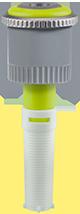 MP800SR-360 Short Radius MP Rotator 360 Degrees 6-12 ft