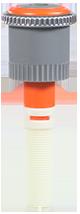 MP800SR-90 Short Radius MP Rotator 90-210 Degrees 6-12 ft