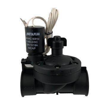 "LVET1GH2- Netafim-1"" Series 80 Globe Valve with Flow Control, 44 GPM Maximum Flow"