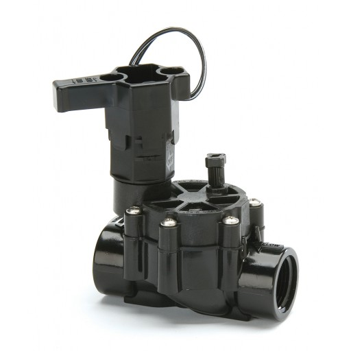 RB 075DV - 3/4 in. DV Series Inline Plastic Residential Irrigation Valve - NPT Threads