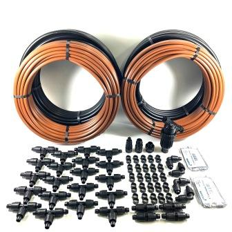Drip Irrigation Watering Kit For Trees and Shrubs Large