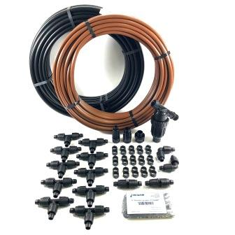 Drip Irrigation Watering Kit For Trees and Shrubs Medium