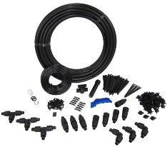 DK-GFCW-L - Gravity Feed Drip Irrigation Kit for Clean Water - LRG