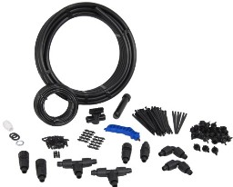 DK-GFCW-M - Gravity Feed Drip Irrigation Kit for Clean Water - MED