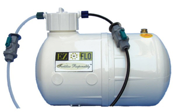 EZFLO-EZ001-CX 1.5 Gallon Main-line Dispensing System - Standard Capacity - EZ-FLO Fertilizer Injector