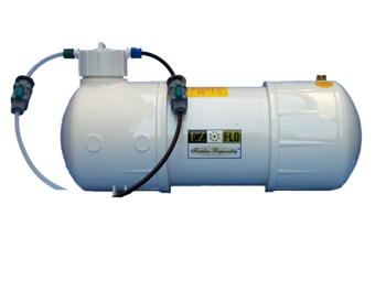 EZFLO-EZ003-CX 2.5 Gallon Main-line Dispensing System - Standard Capacity - EZ-FLO Fertilizer Injector